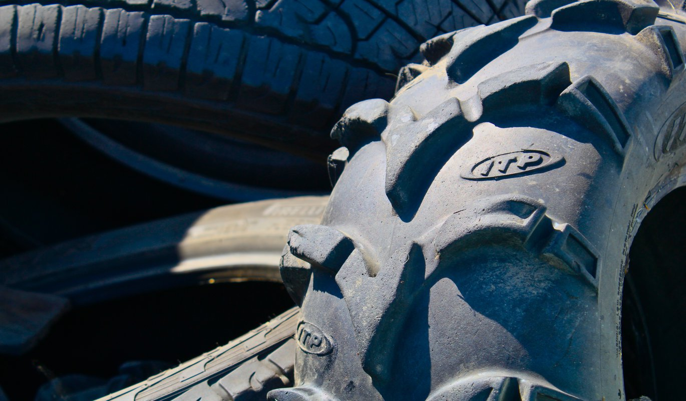 Used Tire Recycling Program Alberta Recycling